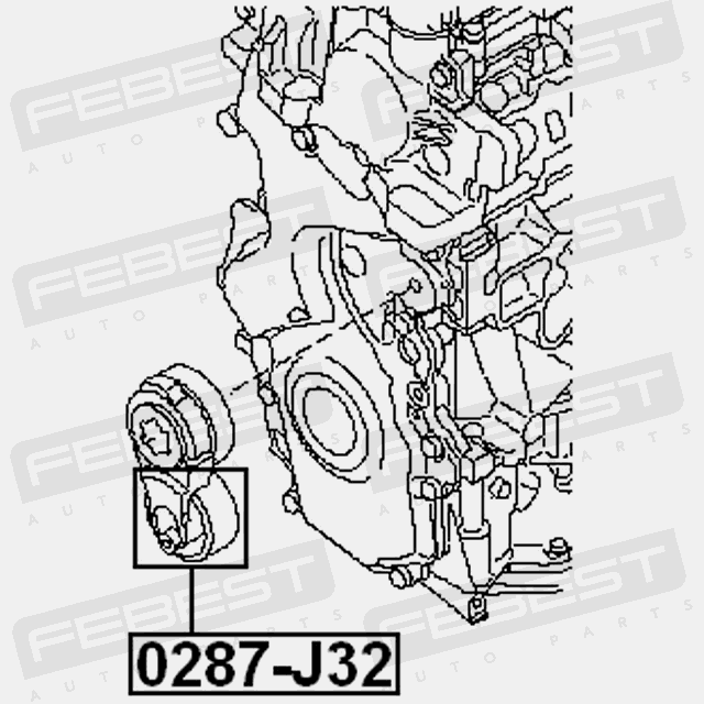 Pulley Tensioner Kit For Nissan Altima 2006 2012 Oem 11955 Ja00a Ebay 2013 Subaru Outback: Subaru Boxer Engine Diagram At Hrqsolutions.co
