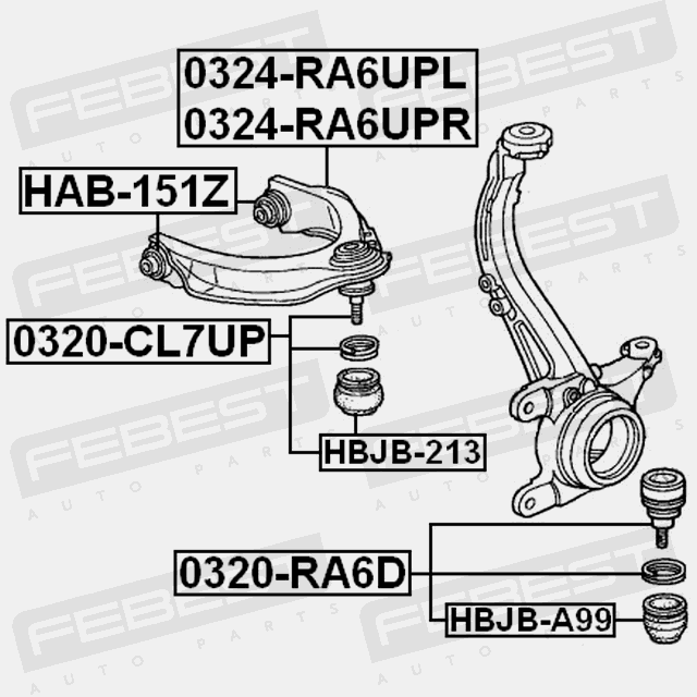 2003 Audi A4 Camber Adjustment Diagram