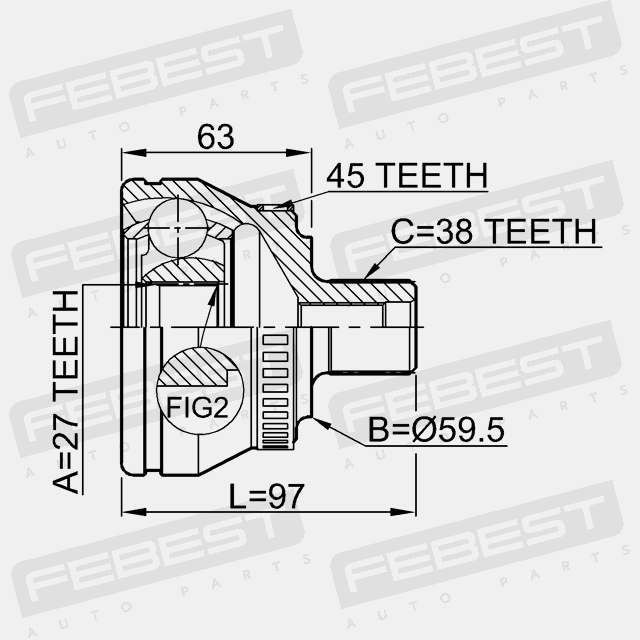 Ford 1710 Parts List