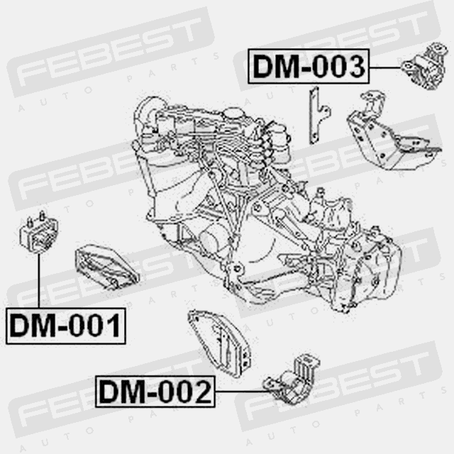 Daewoo Engine Codes