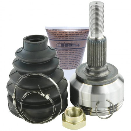 Boot Outer Cv Joint Rear Kit 66.5X92.5X20 Febest 0117P-ACA33R Oem 04429-12030