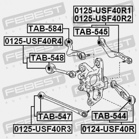Lincoln Continental Rear Suspension on 1998 Lincoln Navigator Fuse Box Diagram