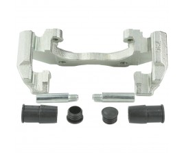 FRONT BRAKE CALIPER BRACKET CARRIER SET