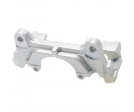 FRONT BRAKE CALIPER BRACKET CARRIER