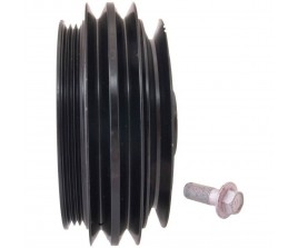CRANKSHAFT PULLEY ENGINE 2C/3CE